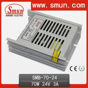 70W 24V 3A Ultra-Thin Switching Power Supply pictures & photos