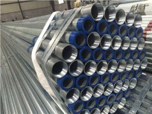 Best Offer on Purchase of Galvanized Steel Pipe / Black Steel Pipe pictures & photos
