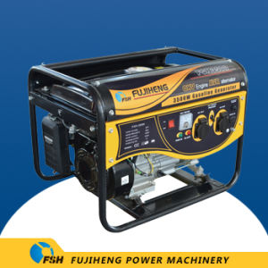 Portable Gasoline Generator Fsh2500 pictures & photos