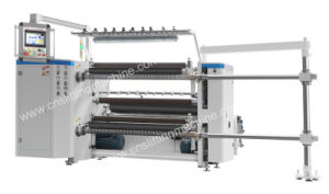 High Speed Slitting Machine for PVC/Pet/BOPP pictures & photos