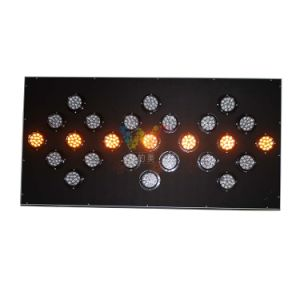 Road Safett Yellow LED Light Truck Mounted Traffic Arrow Board pictures & photos