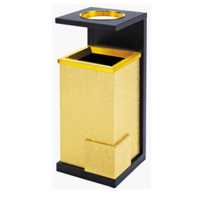 Luxury Standing Lift Bin for Hotel Lobby pictures & photos