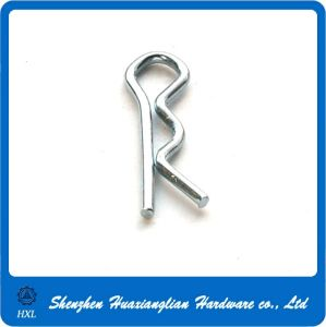 Stainless/Carbon Steel Spring R Type Split Cotter Lock Pin pictures & photos