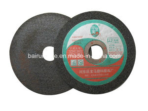 Low Abrasion Metal Cutting Disc with Wpa pictures & photos