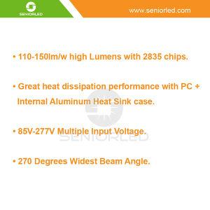 Best 4FT Aluminium Profile LED Strip Tube Lights pictures & photos