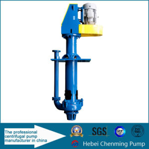 Centrifugal Type High Head Open Impeller Chemical Slurry Pump pictures & photos
