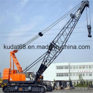 50tons Mobile Crawler Crane (QUY50) pictures & photos