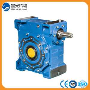 Aluminum Housing Worm Gearbox Speed Reducer pictures & photos
