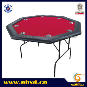 48inch Poker Table with Iron Leg (SY-T15) pictures & photos