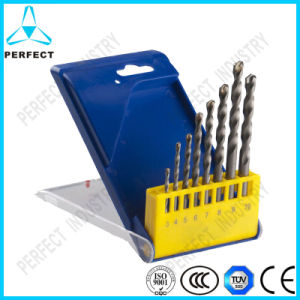 HSS Parallel Shank Fully Ground Drill Bit Set pictures & photos
