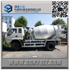 Forland Right Hand Drive 2 M3 Cement Mixer Truck