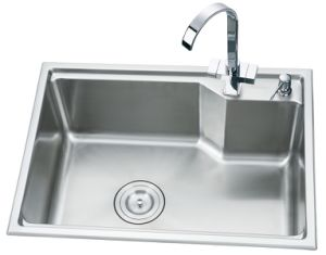 Hot Sale Stainelss Steel Kithen Sink (5843) pictures & photos