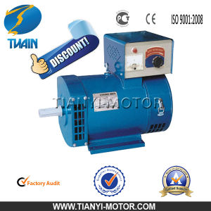 Stc Three Phase Synchronous Brush AC Alternator pictures & photos
