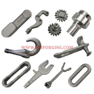 OEM Aluminium 2A12, 2A14, 5052, 5083 Hot Die Forging pictures & photos