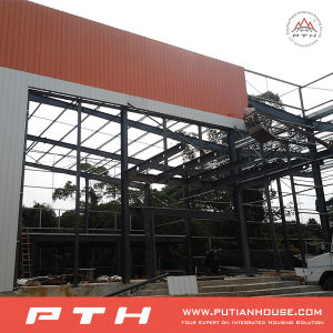 2015 New Arrival Prefab Steel Structure Garage pictures & photos
