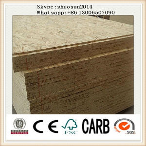 Goldluck 9mm OSB (oriented strand board) pictures & photos