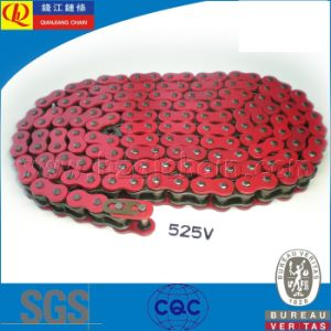 Standard O-Ring Motorcycle Chain 525V pictures & photos