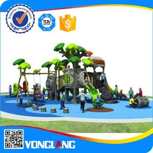 2015 Newest Kids Playground Equipment Champaign Withered Tree Yl-T062 pictures & photos