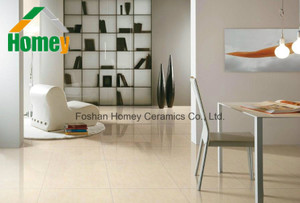 600*600mm Soluble Salt Polished Porcelain Floor Tiles From Foshan Homey Ceramic pictures & photos