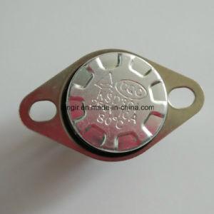 50~180 Degree 16A 250V (10A 250V) Ksd301 Bimetal Thermostat pictures & photos