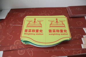 Custom High Quality PVC Foam Board Printing Foam Board Printing pictures & photos