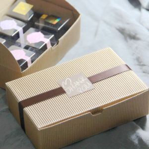 Fashion Paper Cardboard Cookies Box with Cheaper Price pictures & photos