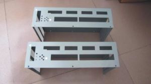 High Precision Custom Made Sheet Metal Cabinet (GL027) pictures & photos