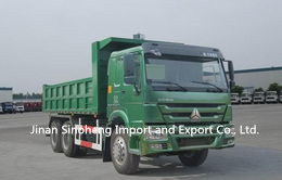 Sinotruk HOWO 6X4 Rear Tipper Dump Truck pictures & photos