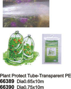 Onlylife Protection Garden PE Fabric UV Resistent Plant Cover pictures & photos