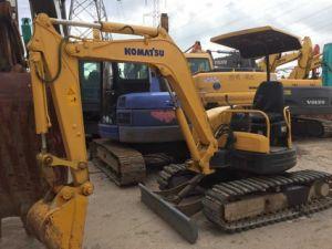 Used Mini Excavator Komatsu PC35 Small Excavator pictures & photos
