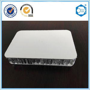 Subway /Office Decaoration Aluminum Building Material with HPL Surface, Train Decaorative Laminate pictures & photos