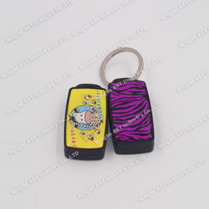 Flashing Keychain, Musical Keychain, Keychain Gift pictures & photos