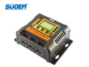 Suoer New Product 10A Solar System Controller MPPT Solar Controller (SON-MPPT-10A) pictures & photos
