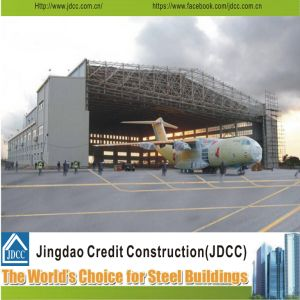 High Quality Light Steel Structure Hangar pictures & photos