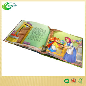 Perfect Binding Children Comic Offset Book Printing (CKT-BK-742)