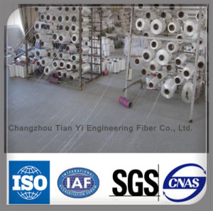 Microfiber Polypropylene Fibres Quality Assurance Anti-Crack Concrete Fiber pictures & photos