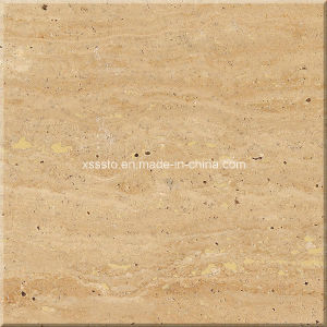 Beige Travertine Tiles for Flooring and Wall pictures & photos