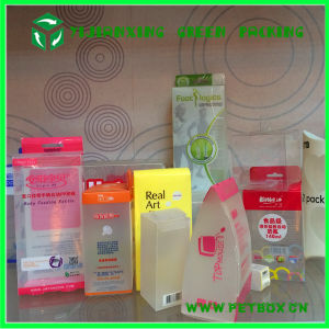 Plastic Printing Packaging Box for Cosmetic or Makeup