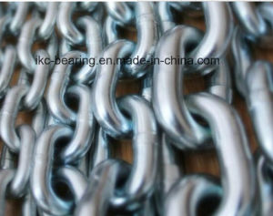 Round Steel Chain, Calibrated Steel, 8mm X 29 X 44 pictures & photos