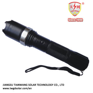 All Metal Electric Police Equipment with Flashlight (TW-100) Stun Guns pictures & photos