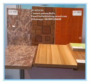 High Glossy UV MDF/UV Board pictures & photos