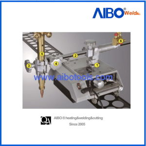 Portable Flame Cutting Machine (2W-VC-200) pictures & photos