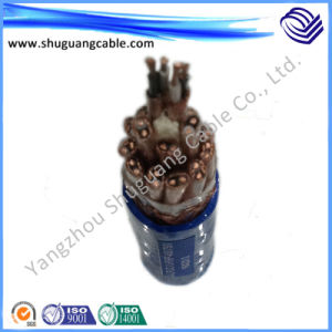 Fire Resistant Fireproof XLPE Insulated PVC Sheathed Screened Flexible Soft Instrument Computer Cable pictures & photos