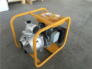Gasoline Water Pump Ptg210 with Robin Engine pictures & photos
