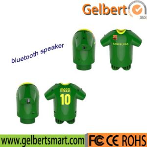 Gelbert Portable Mini Jersey Bluetooth Speaker pictures & photos