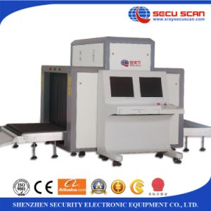 Xray Baggage Scanner AT100100 X-ray Scanner for large parcel security check pictures & photos