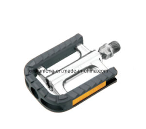 One -Piece Aluminum Non-Slip Bicycle Pedal for Mountain Bike (HPD-023) pictures & photos