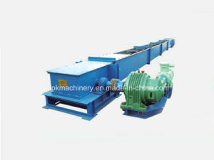 Hot Sale Wheat Corn Grain Scraper Chain Conveyor (QMS) pictures & photos