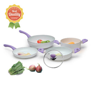 7PCS Nonstick Cookware Set Aluminum Cookware Set pictures & photos