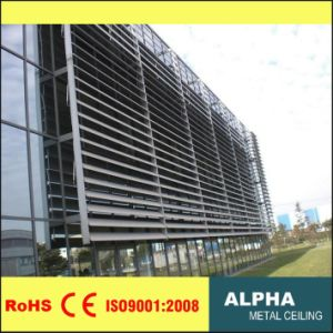Aluminum Metal Louver / Aluminum Shutter/ Exterior Aluminum Sun Louver / pictures & photos